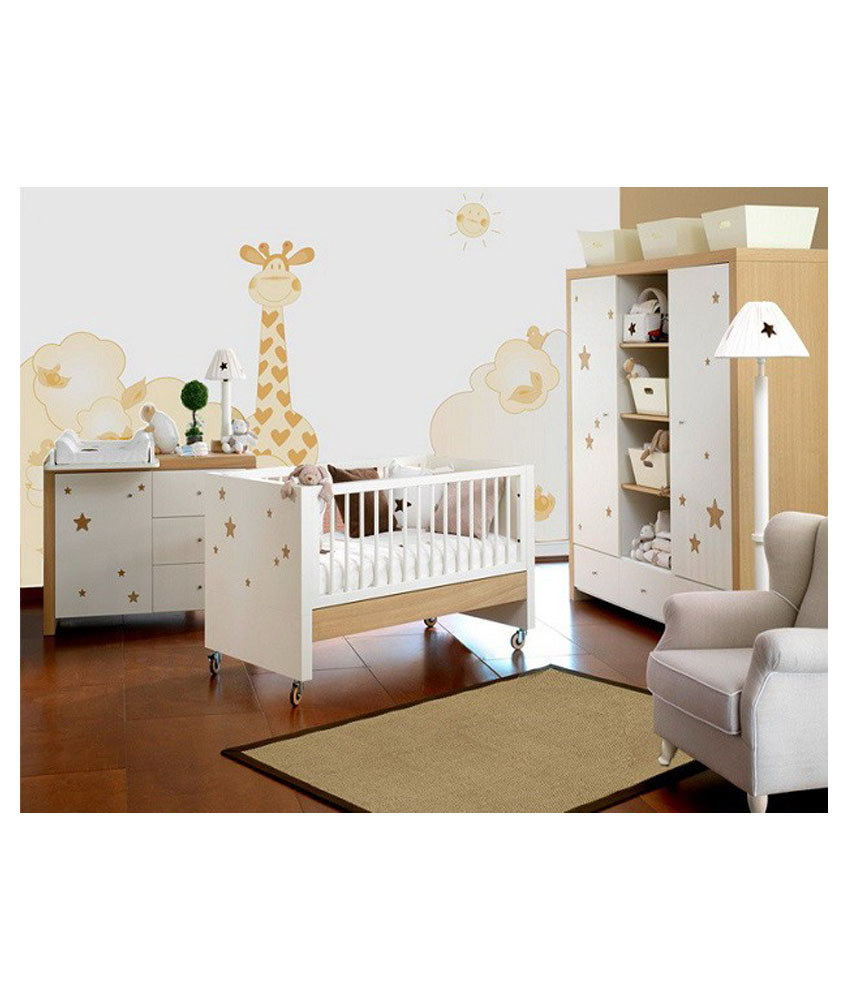 Baby Boy Decorated Bedroom Set