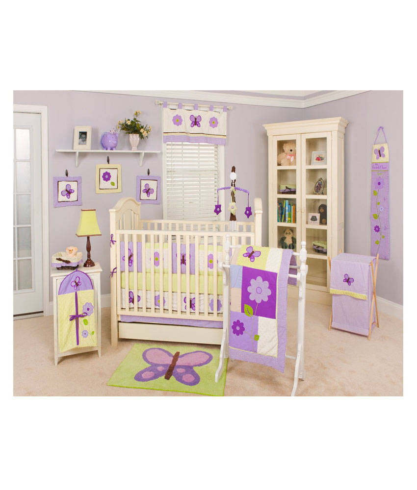 Nursery Theme Bedroom Set